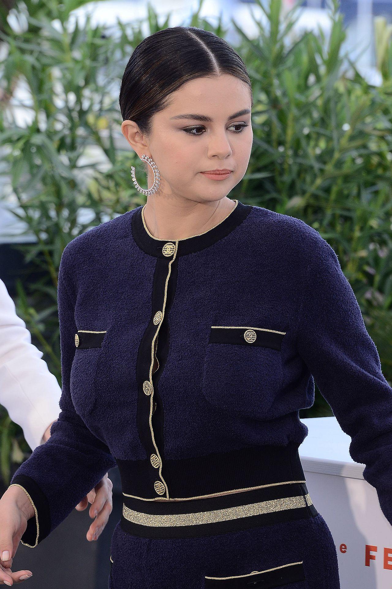 Selena Gomez w Cannes