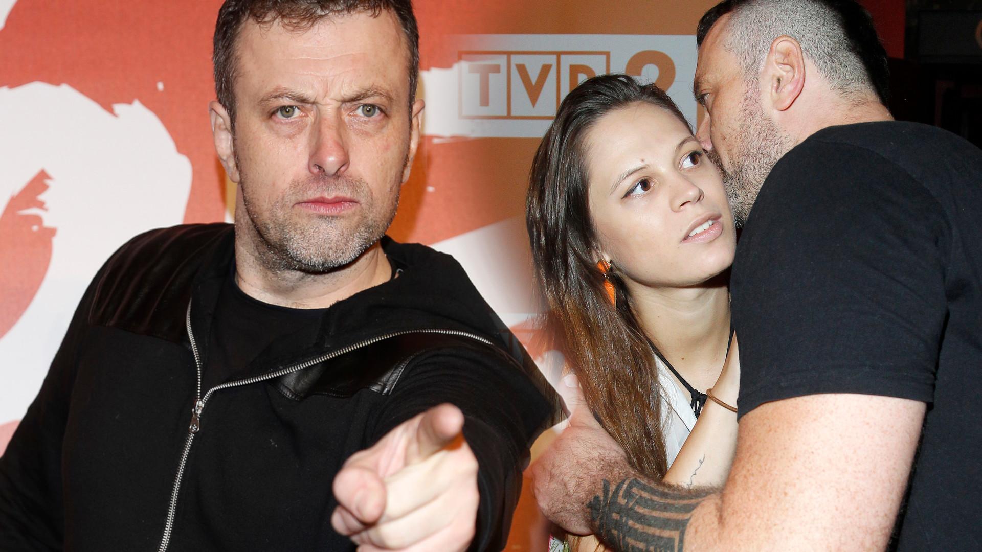 Tymon Tymański powiedział w wywiadzie, że żyje w OTWARTYM związku – jego żona po tym wyznaniu utwierdziła się w decyzji o rozwodzie