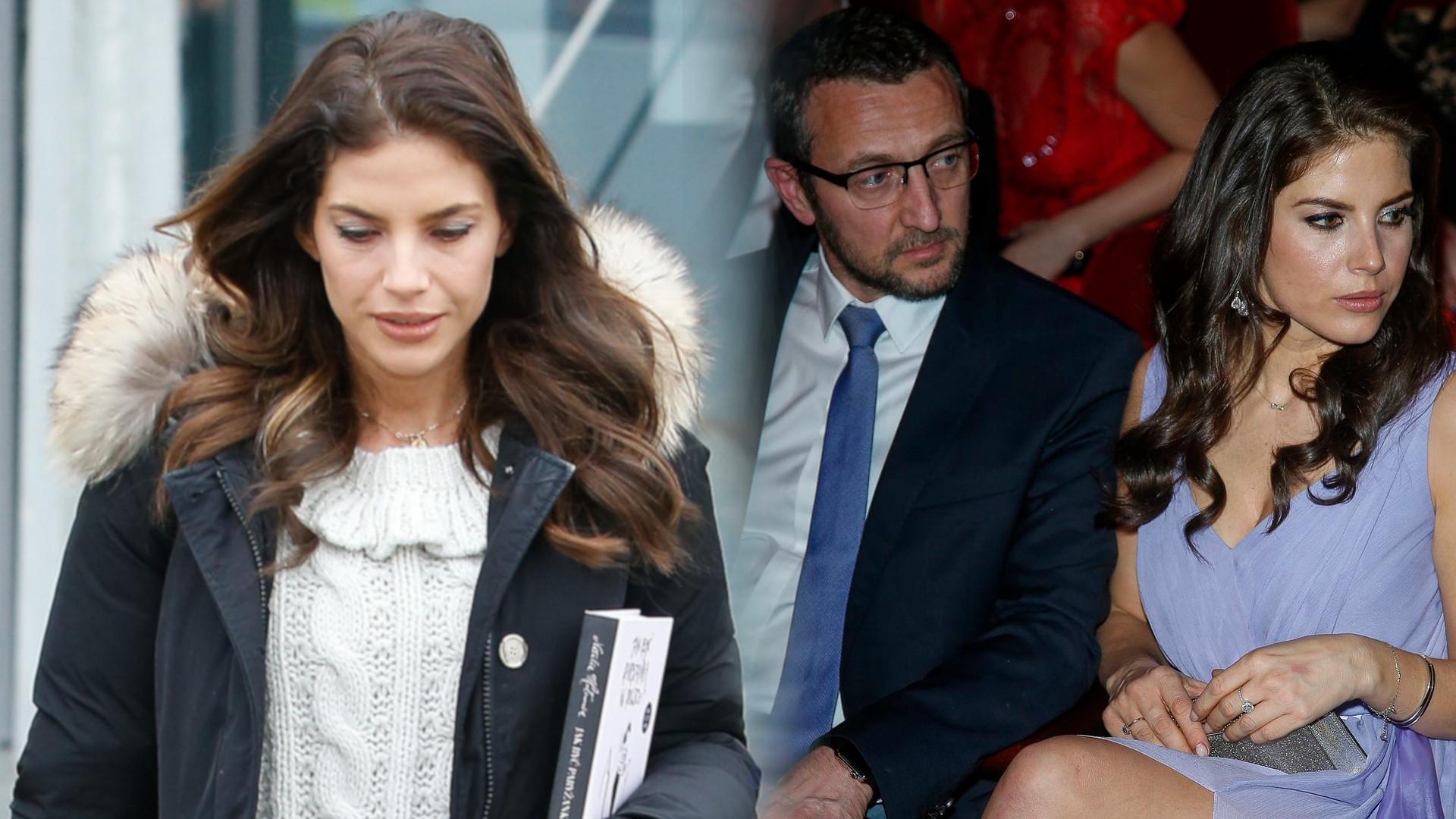Zapadł wyrok w sprawie opieki nad córką Weroniki Rosati – Robert Śmigielski ma ograniczone prawa rodzicielskie
