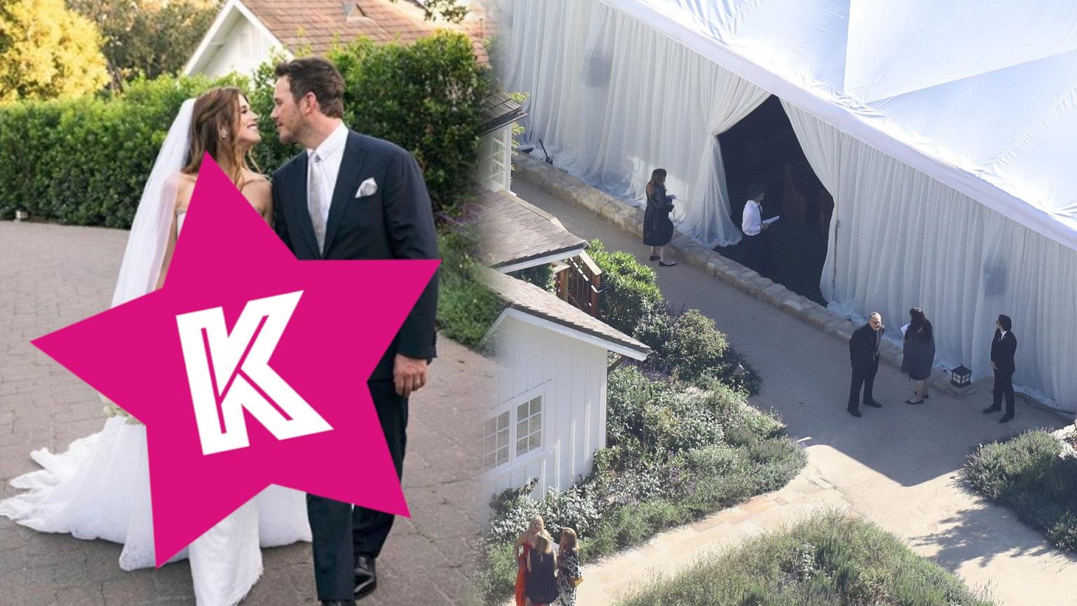 Tak wyglądał ślub córki Arnolda Schwarzeneggera – było bajecznie (ZDJĘCIA)