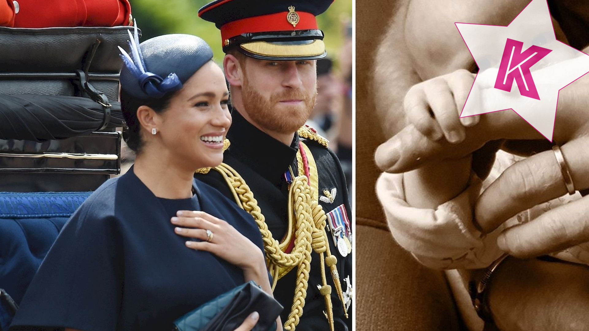 Jaki SŁODKI! Jest NOWE ZDJĘCIE Archie – syna księżnej Meghan i księcia Harry'ego