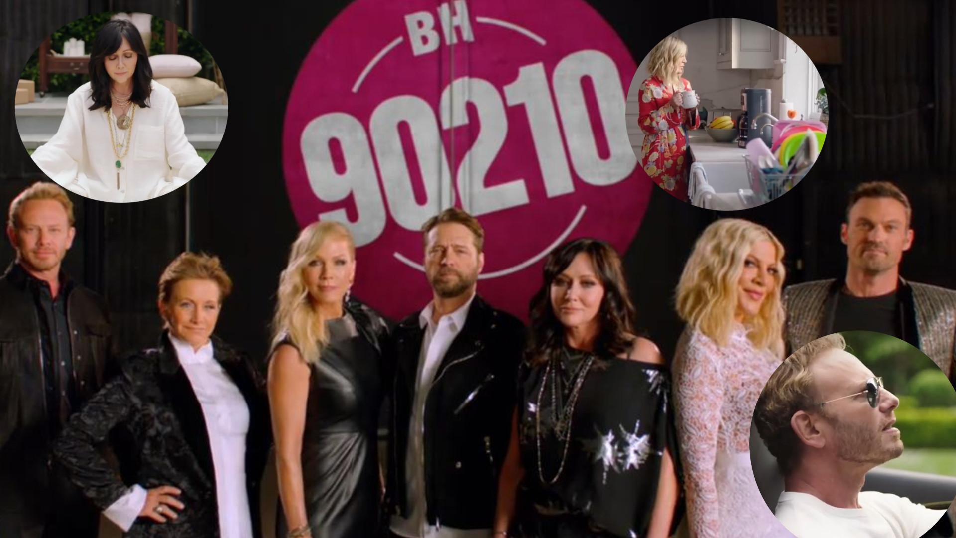 Bohaterowie Beverly Hills 90210 w ZWIASTUNIE nowej serii – bardzo się zmienili? (VIDEO)