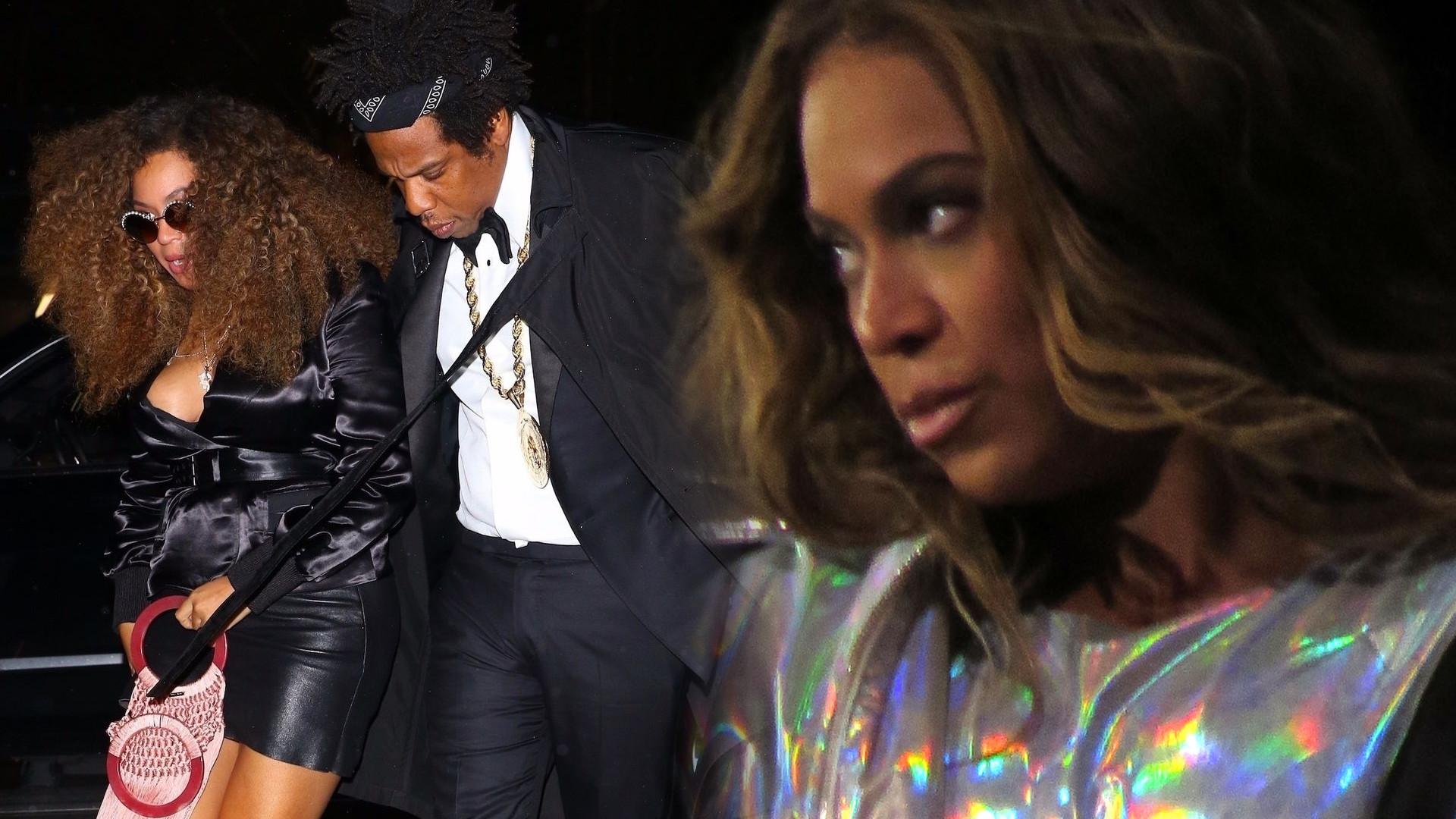 ZADARŁA z Beyonce! Dziewczyna rozmawiała z Jayem Z podczas meczu – zobaczcie REAKCJĘ Bee