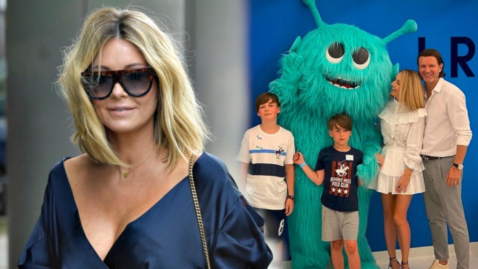 Małgorzata Rozenek wyprawiła synom huczne urodziny. Jak u Kardashianek (ZDJĘCIA)