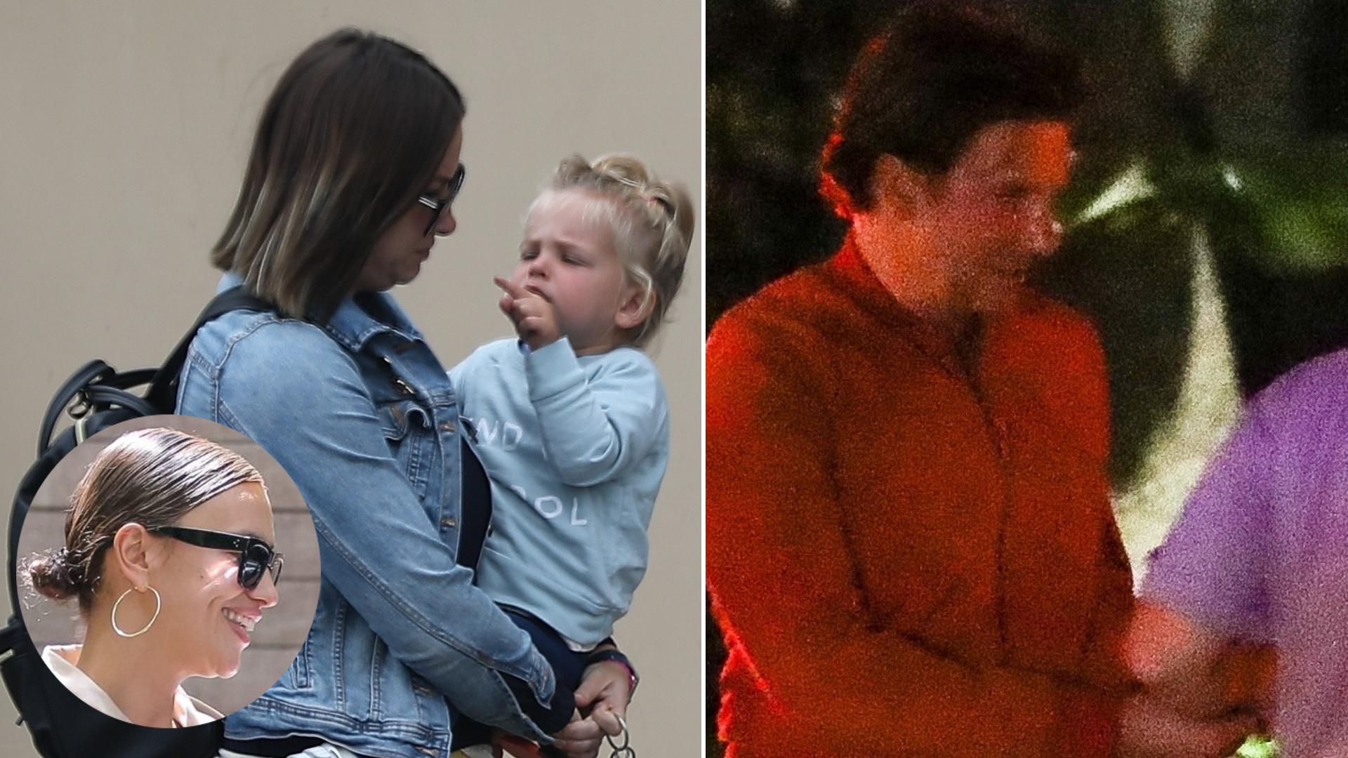 Bradley Cooper zostawił dziecko z nianią i pojechał imprezować na miasto (ZDJĘCIA)