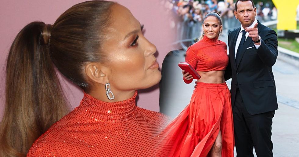 Jennifer Lopez Przebiła Wszystkie Młodsze Gwiazdy Na