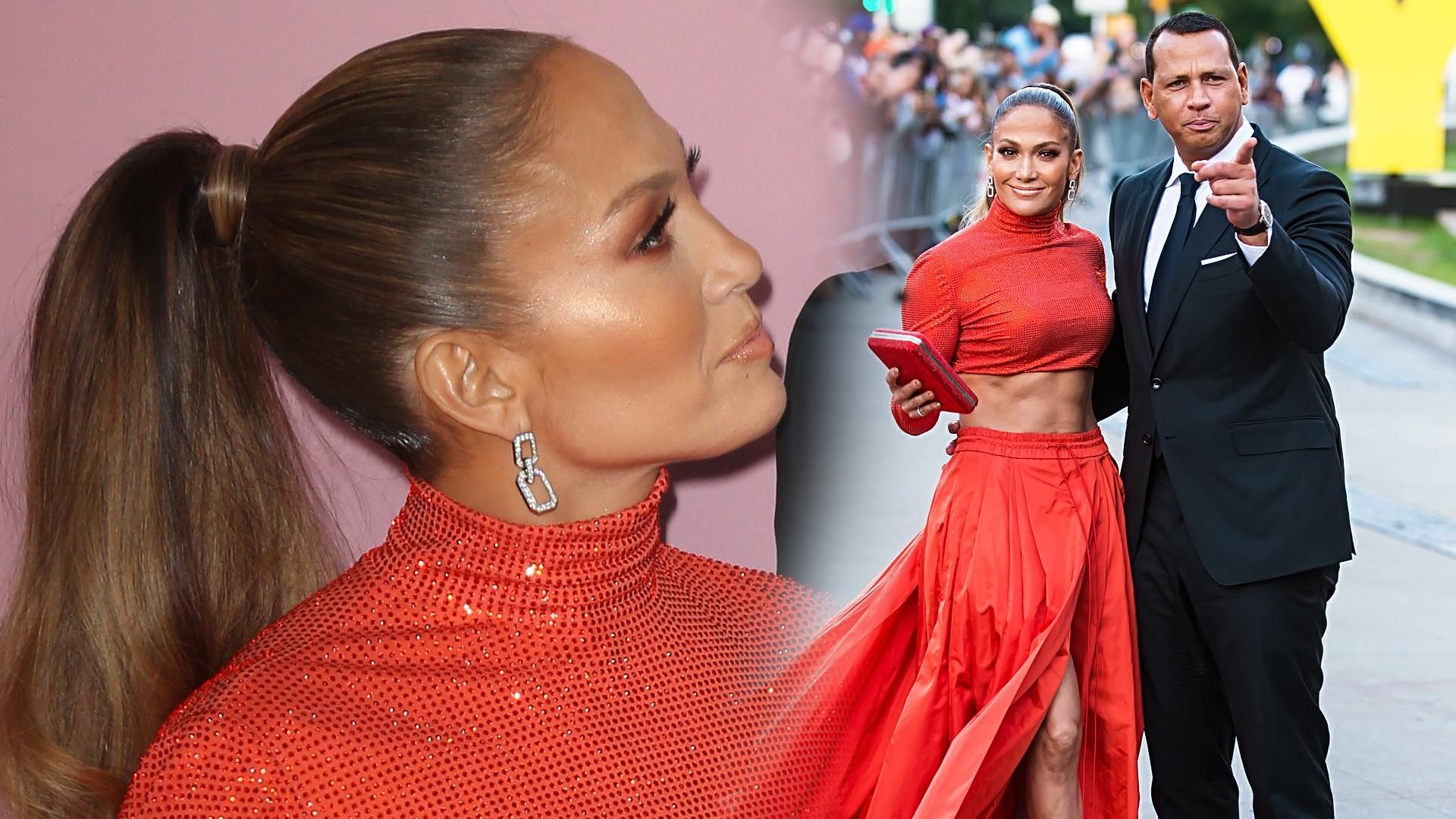 Jennifer Lopez PRZEBIŁA wszystkie młodsze gwiazdy na czerwonym dywanie CFDA Fashion Awards