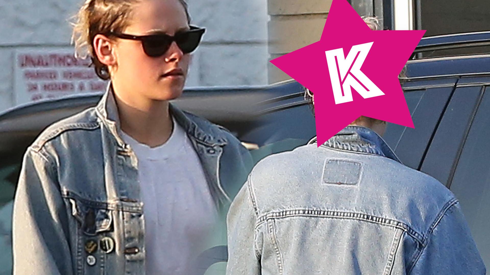 Kristen Stewart dawno nie myła już włosów (ZDJĘCIA)