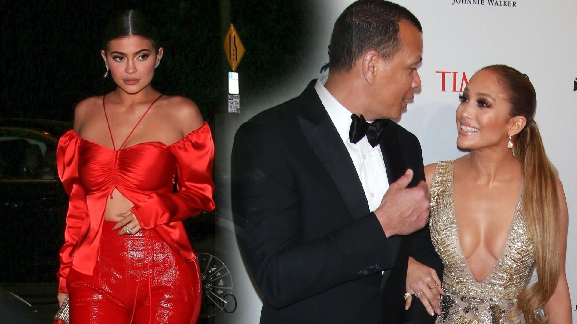 Alex Rodriguez wypaplał, o czym Kylie Jenner rozmawiała przy stole podczas MET Gali