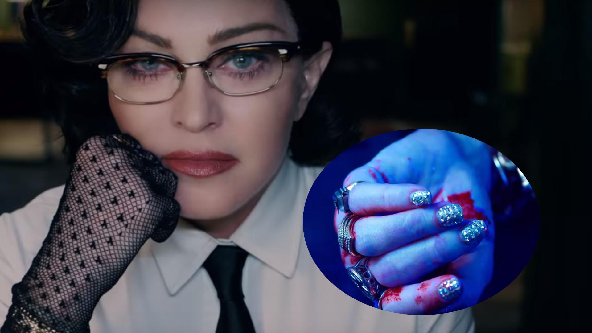 Brutalny i ostry klip Madonny God Control wywołał kontrowersje: Nie powinna była tego TAK pokazać