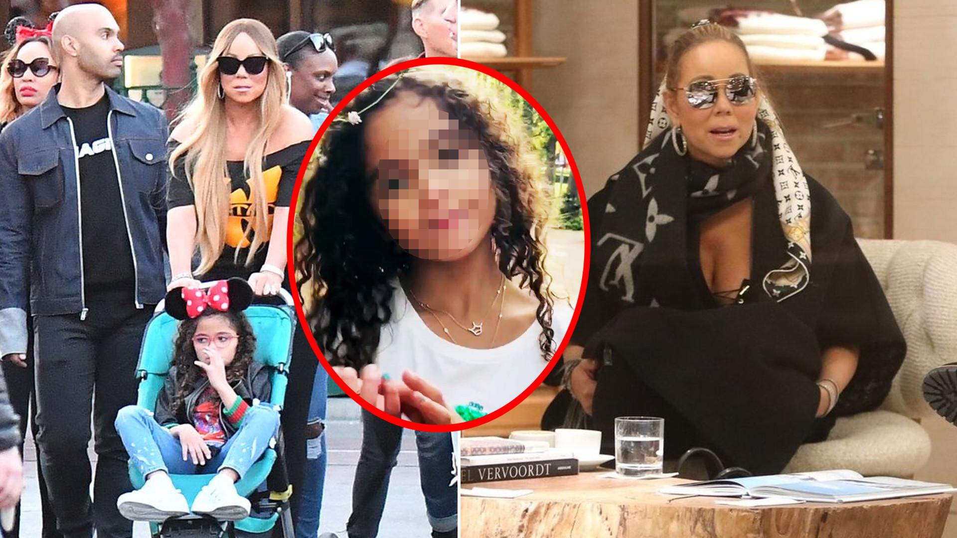 Ośmioletnia córka Mariah Carey wyrasta na prawdziwą piękność – mama pokazała jej nowe zdjęcie