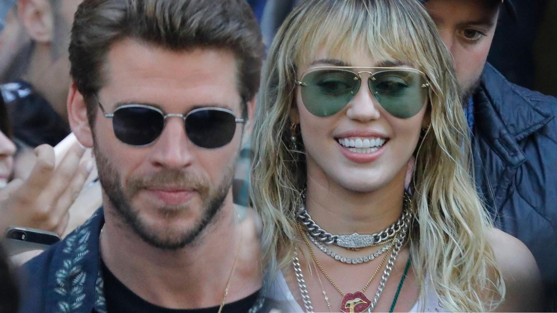 Miley Cyrus z Liamem Hemsworthem DZIŚ w POLSCE! (ZDJĘCIA)