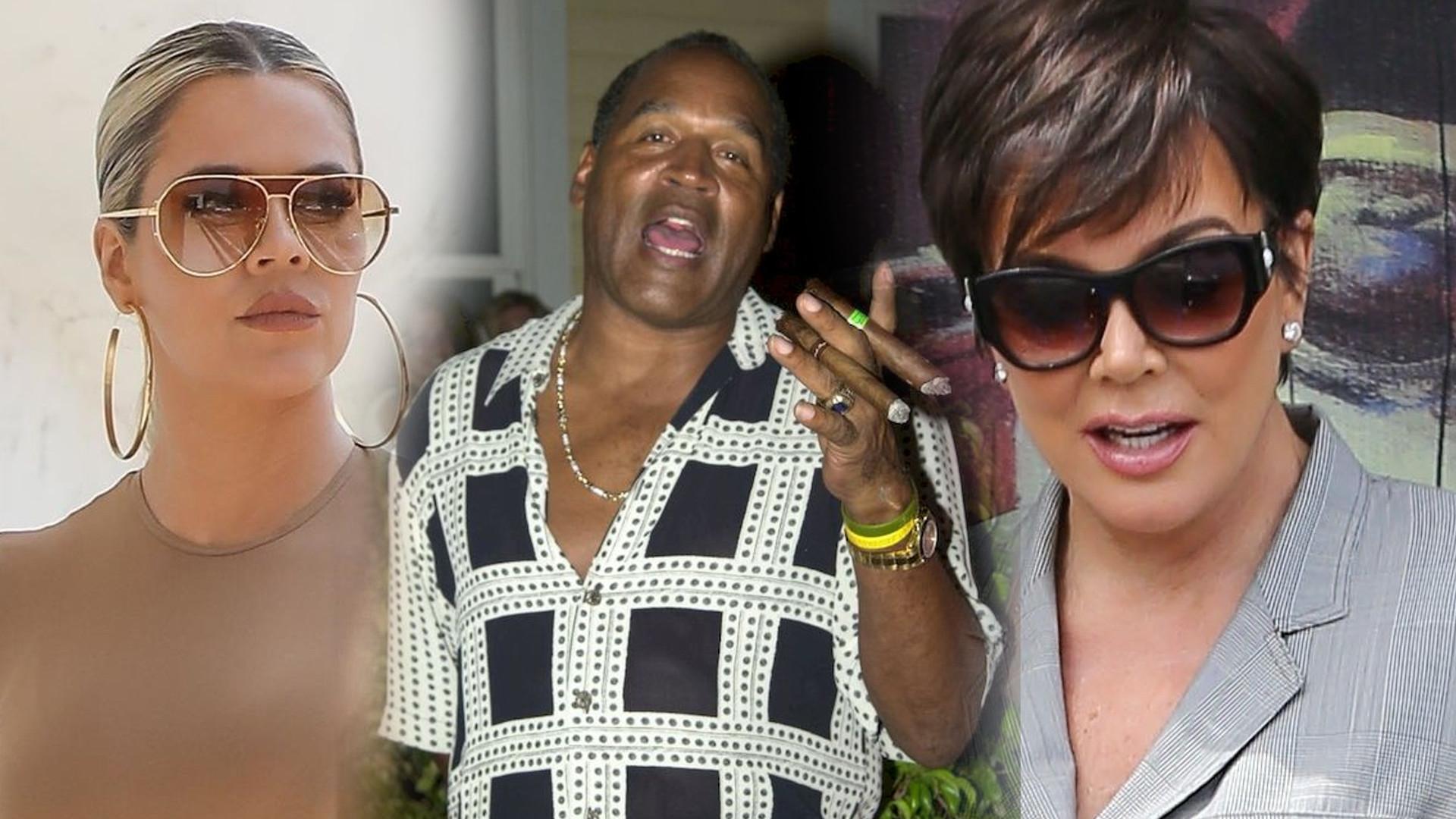 O. J. Simpson SKOMENTOWAŁ PLOTKI o tym, że jest OJCEM Khloe Kardashian