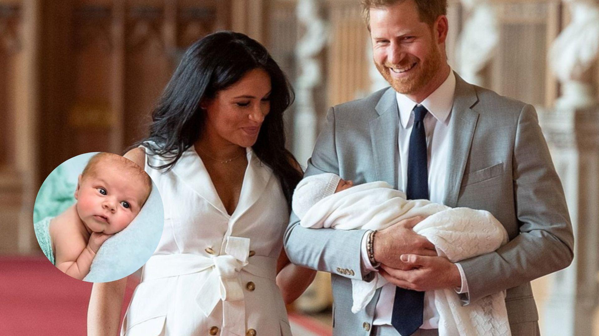Czy to NOWE zdjęcie synka Meghan Marle i księcia Harry'ego? W mediach znowu zawrzało!