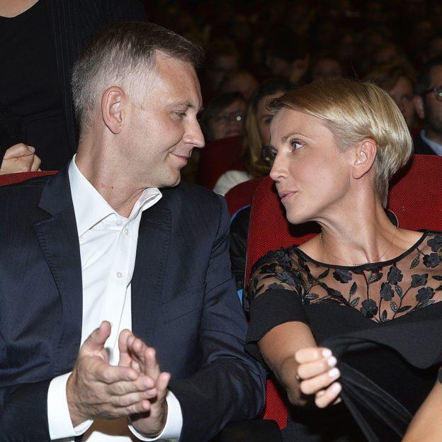 scena z: Wojciech Domański, Katarzyna Zielińska, SK:, , fot. Niemiec/AKPA