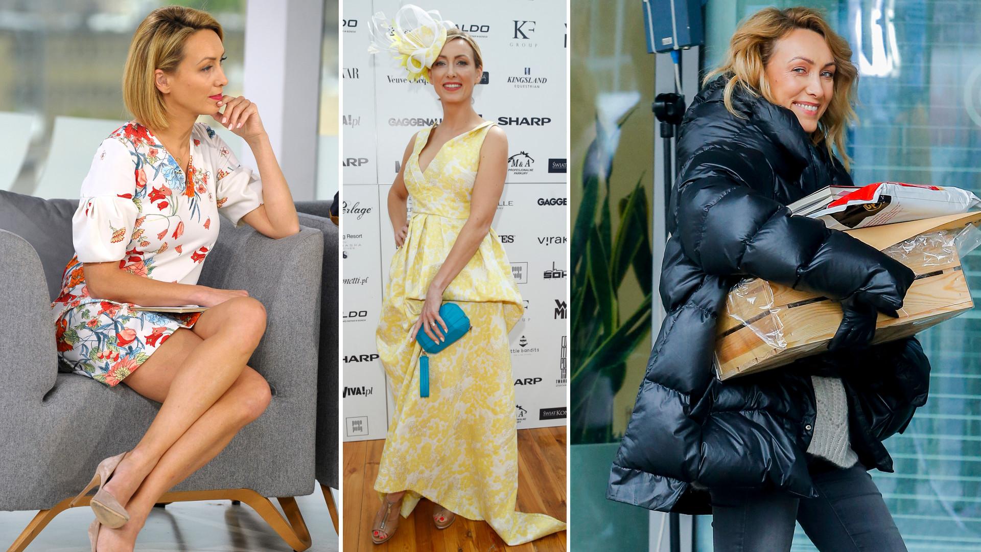 Anna Kalczyńska i jej MEGA styl – dziennikarka ma wyczucie!
