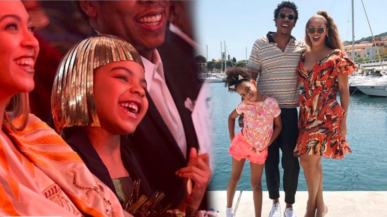 Blue Ivy Carter tańczy do piosenki mamy – Beyonce (WIDEO)