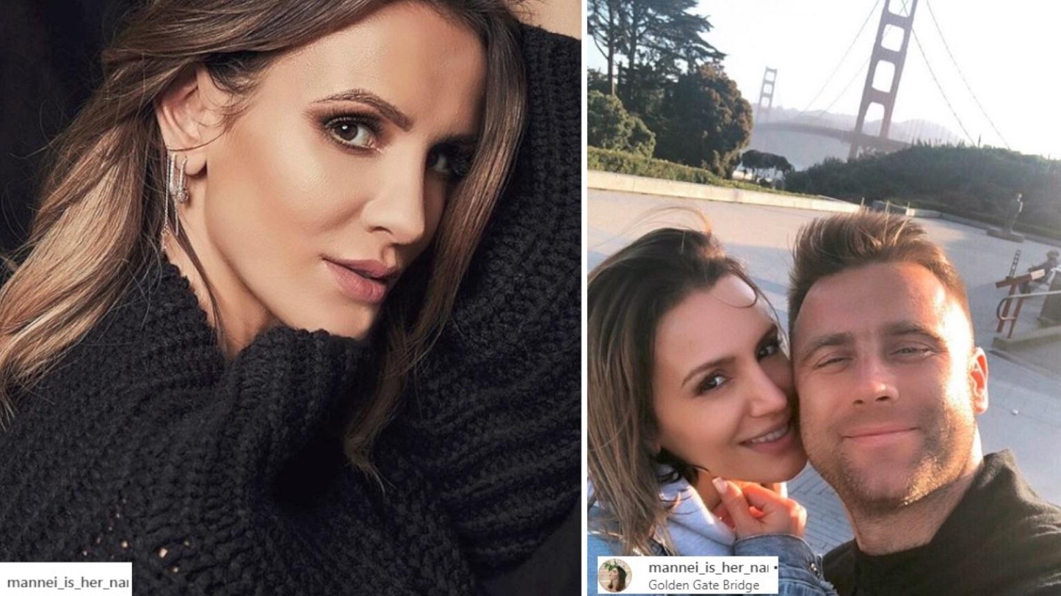 Sara Boruc zdradziła, co się dzieje z SYNEM Artura z poprzedniego małżeństwa