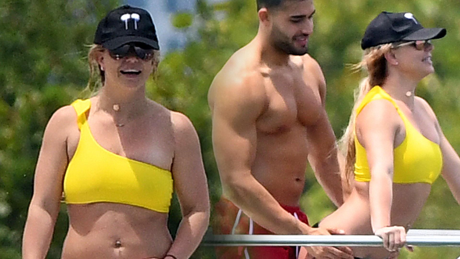 Britney Spears jest WŚCIEKŁA – uważa, że paparazzi przerobili jej zdjęcia