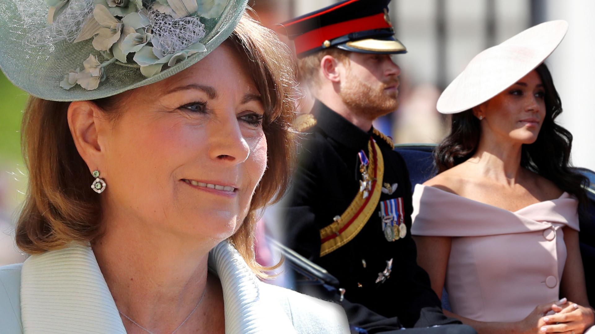 Rodzice księżnej Kate byli PRZECIWNI księżnej Meghan – obawiali się jednej rzeczy