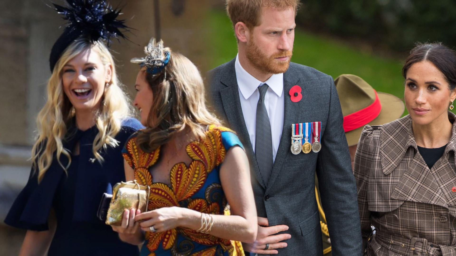 Chelsy Davy martwi się o księcia Harry'ego – przyleciała do Londynu