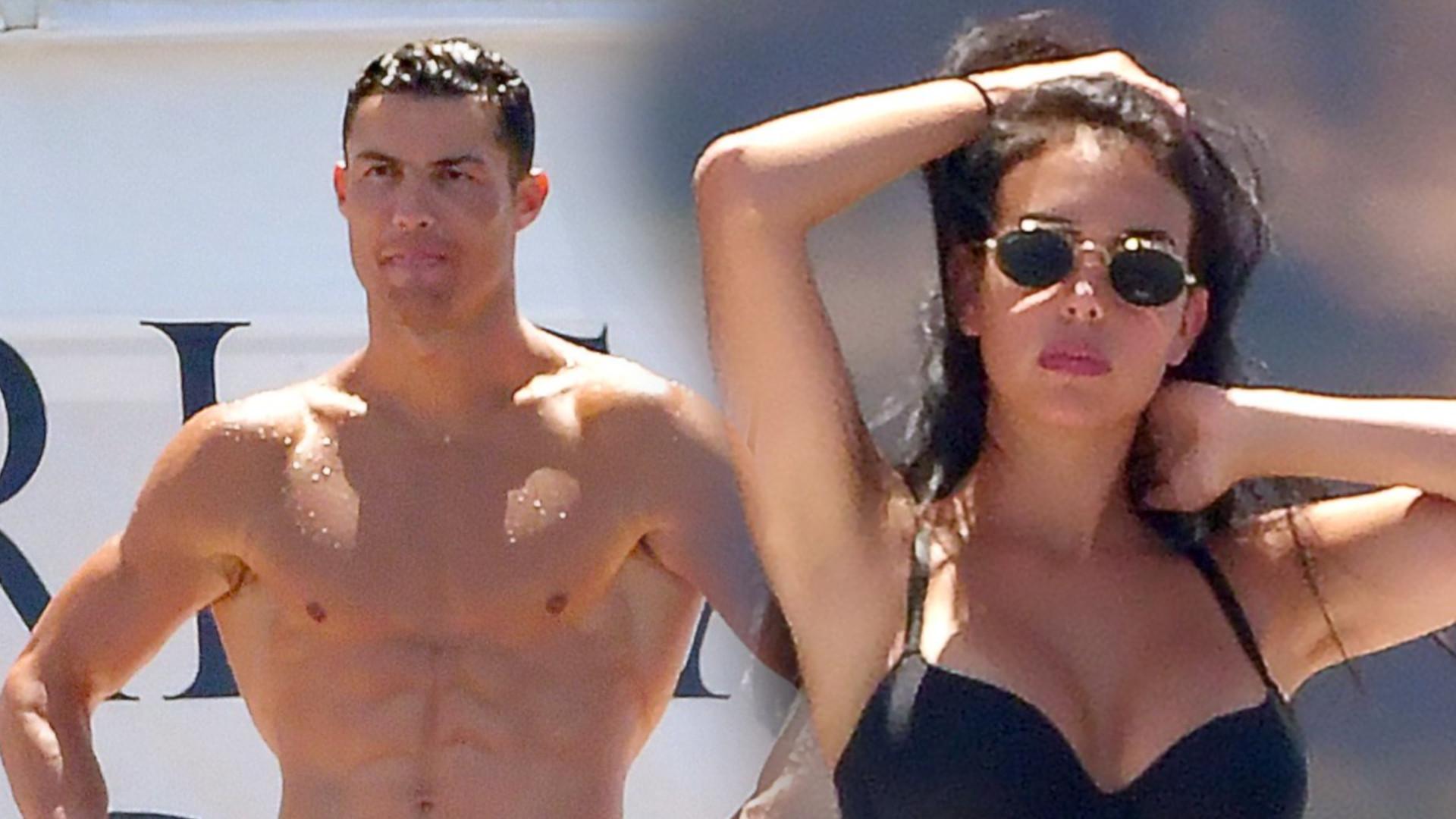 LUKSUSOWE wakacje Cristiano Ronaldo i jego rodziny – zobaczcie Georginę Rodriguez w BIKINI! (ZDJĘCIA)