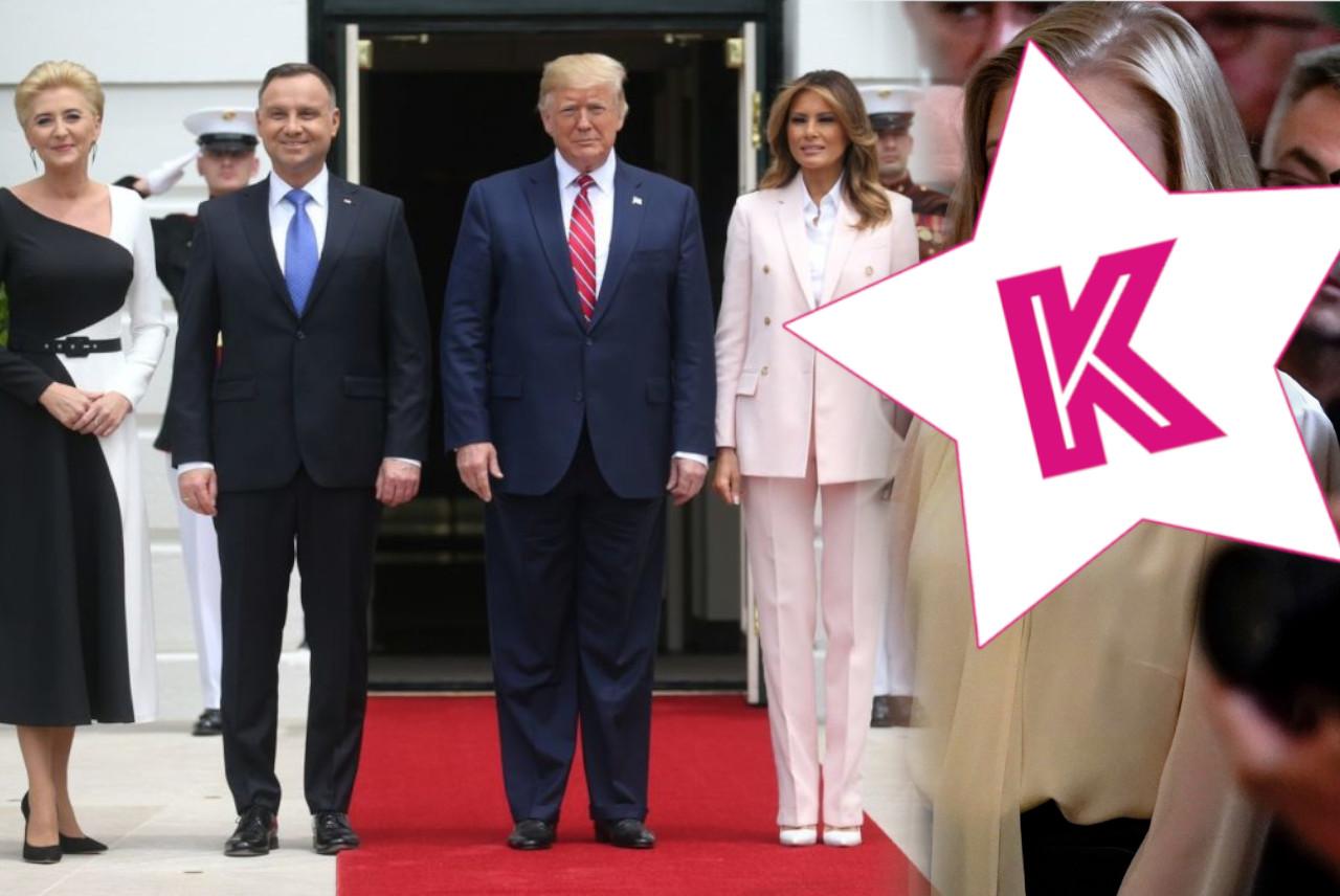 OMG! Kinga Duda w Białym Domu (ZDJĘCIA) – jej wizyta była owiana tajemnicą