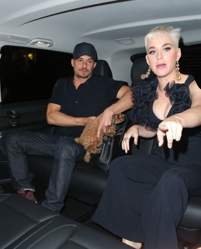 Katy Perry & Orlando Bloom At The Firehouse / WEIRPHOTOS / BACKGRID , kod: Katy Perry, Orlando Bloom