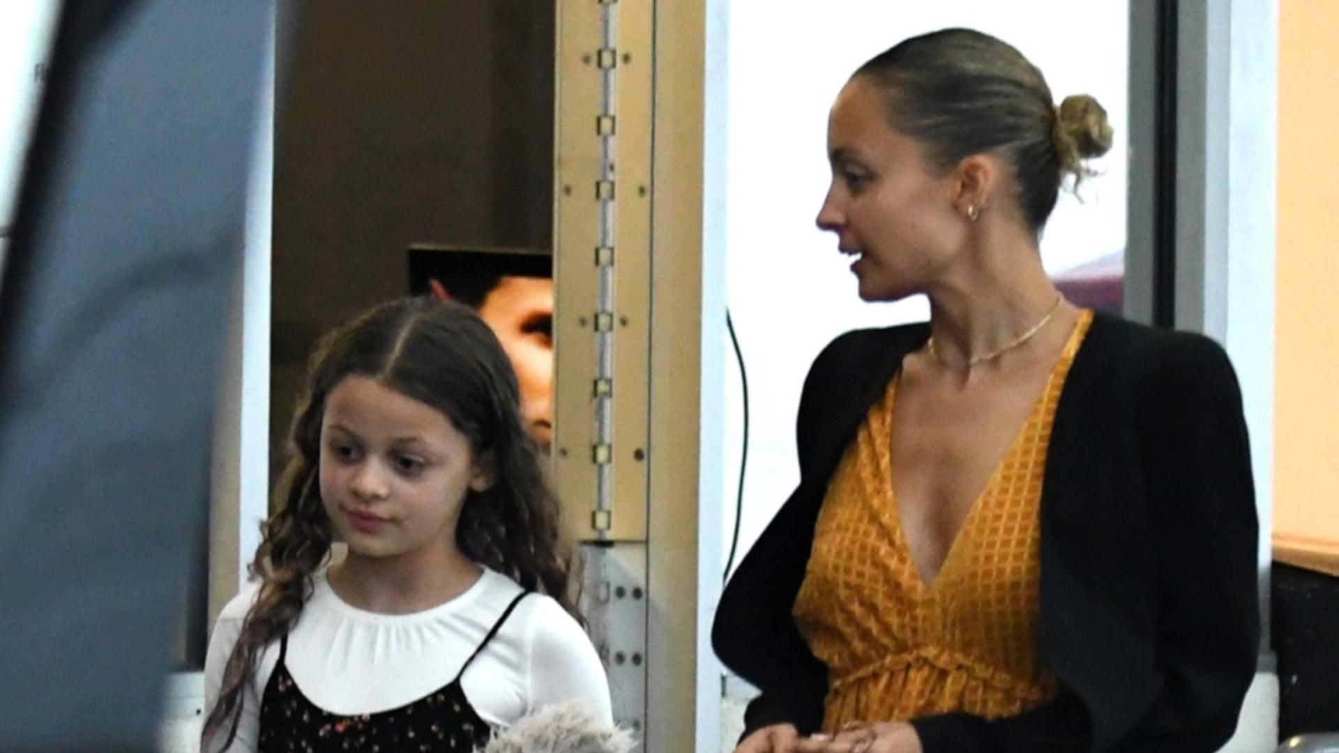 Córka Nicole Richie jest już taka duża! Coraz bardziej przypomina mamę