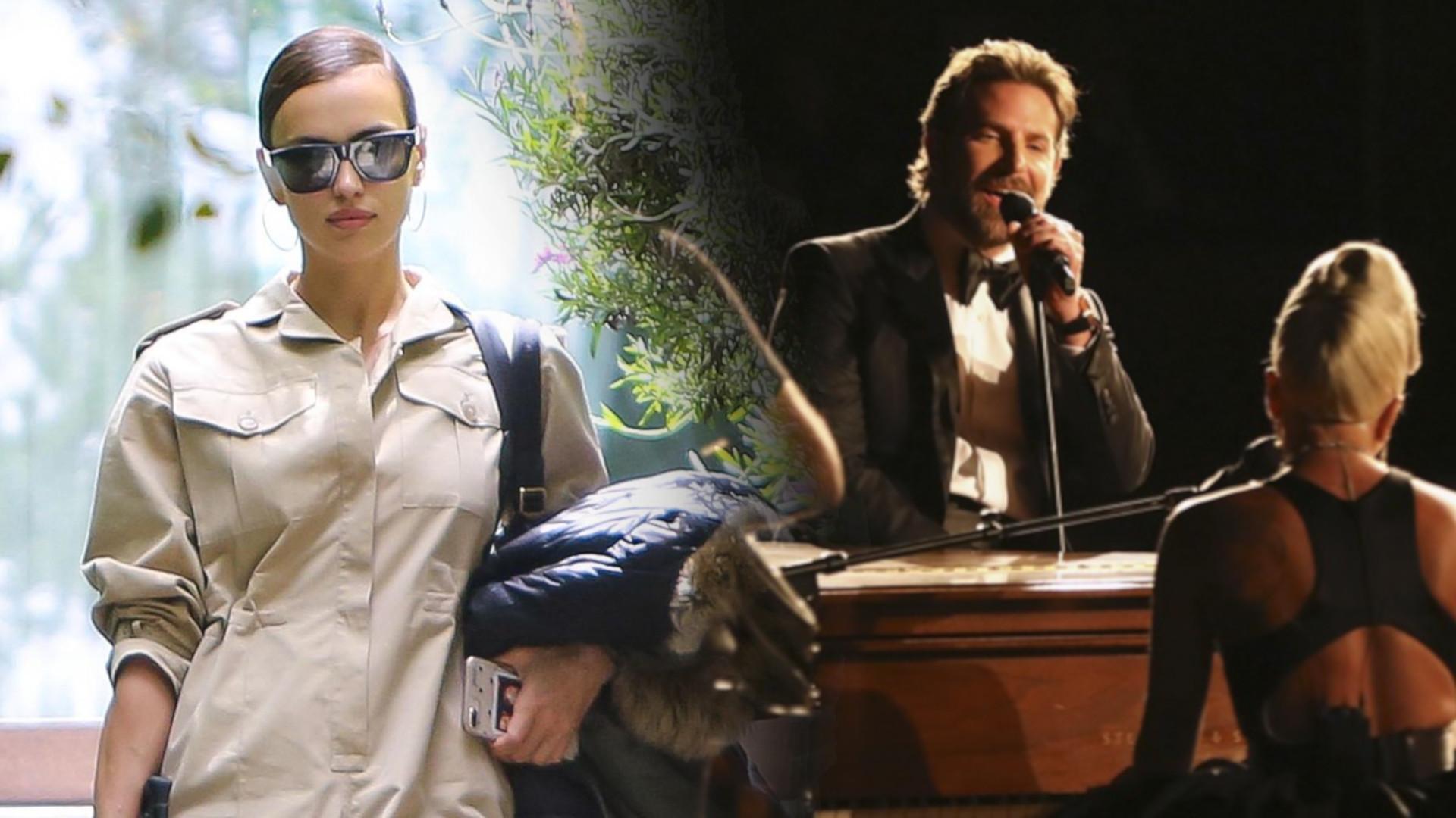 A jednak – Bradley Cooper i Irina Shayk ROZSTALI się przez Narodziny Gwiazdy!