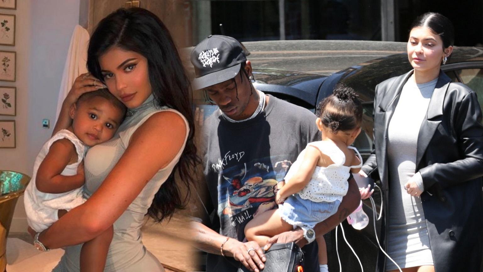 OMG Jaką niespodziankę Kylie Jenner zrobiła Travisowi z okazji Dnia Ojca. UROCZE!