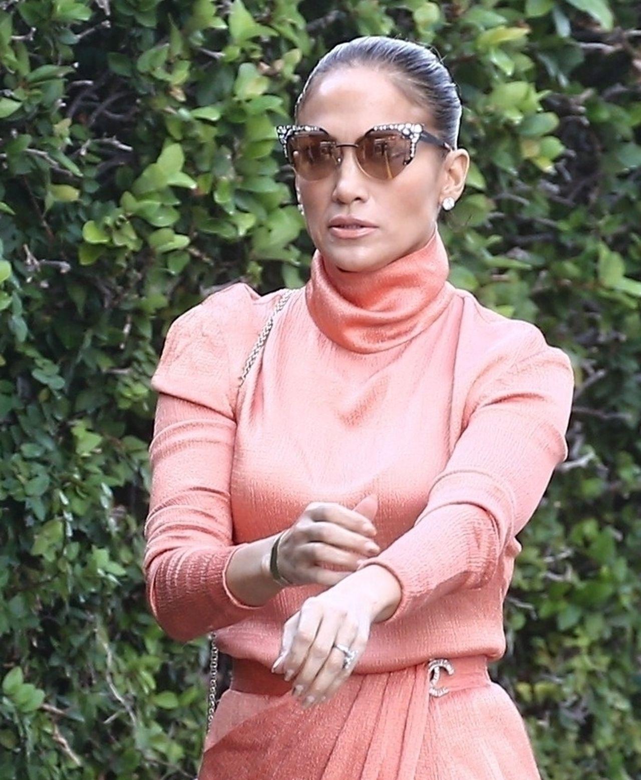 Jennifer Lopez też nosi SPANXY!