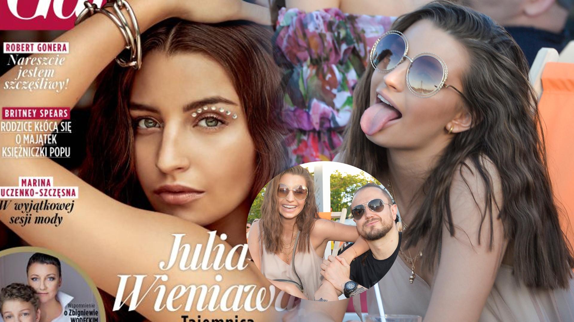Julia Wieniawa szczerze o cenie sukcesu:  Zdarzało mi się PŁAKAĆ w nocy