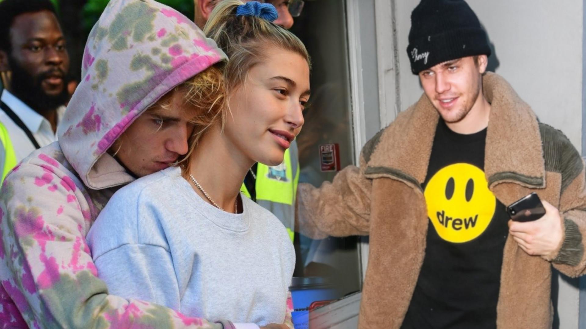 Justin Bieber w końcu pokazał OBRĄCZKĘ!