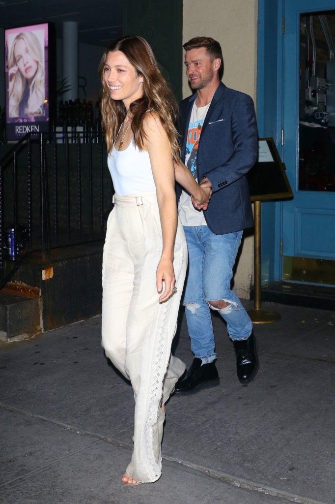 Justin Timberlake i Jessica Biel na randce