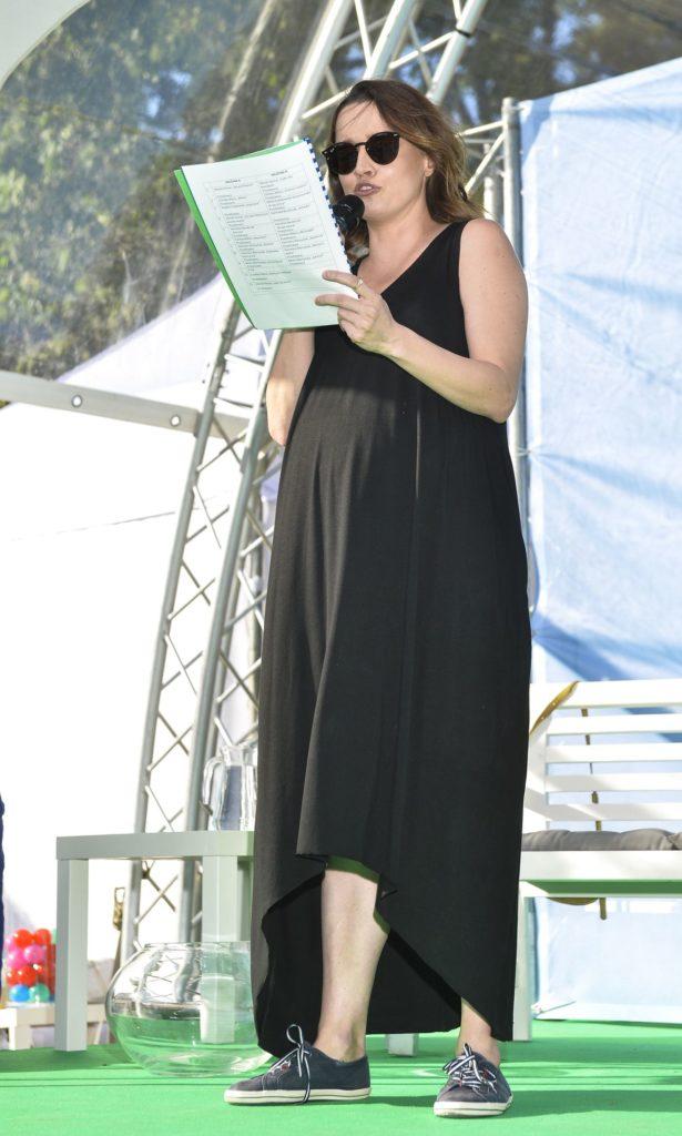 Katarzyna Maciąg w ciąży