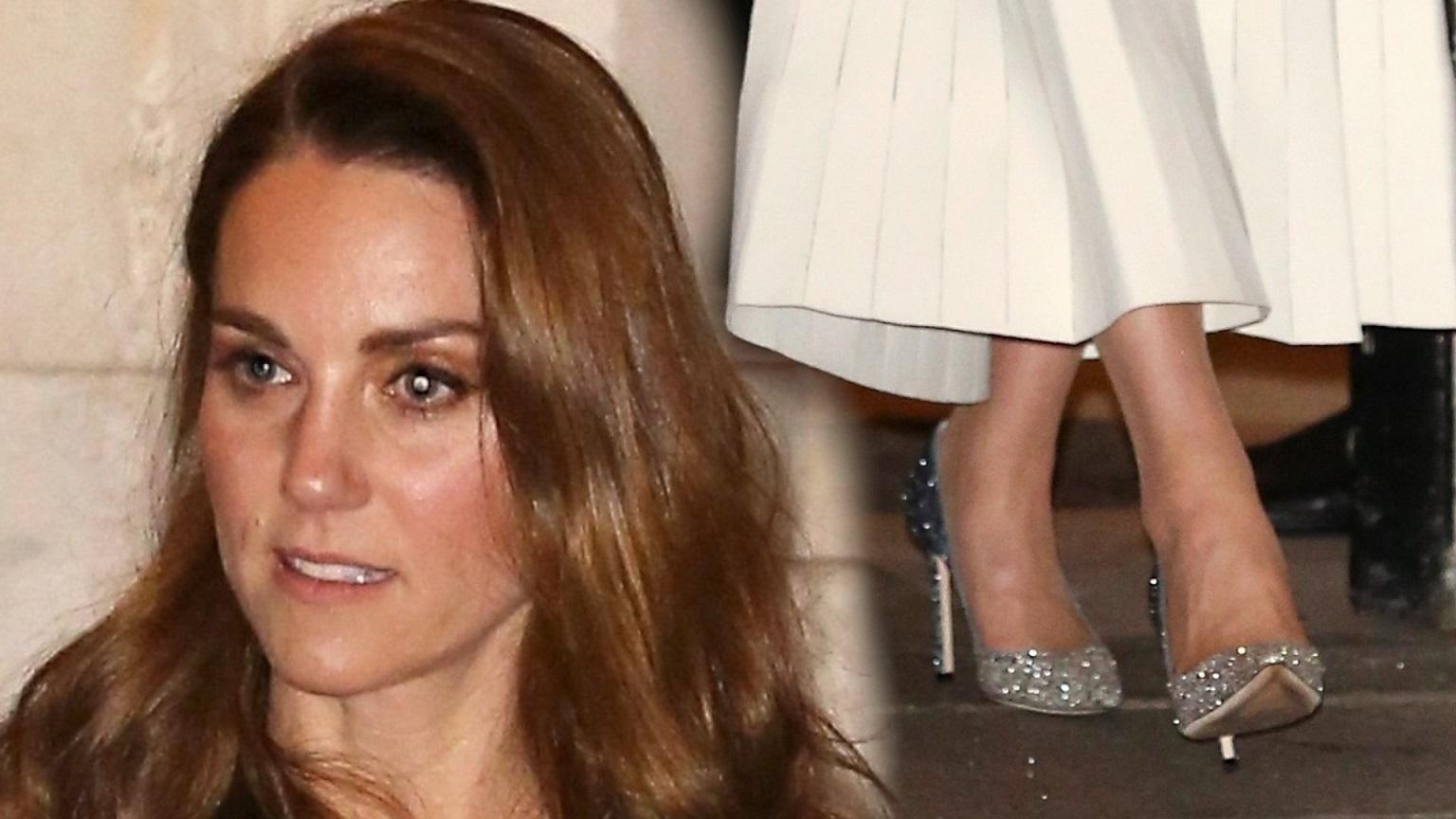 Kate Middleton odsłoniła ramiona –  ta sukienka odjęła jej przynajmniej kilka lat!