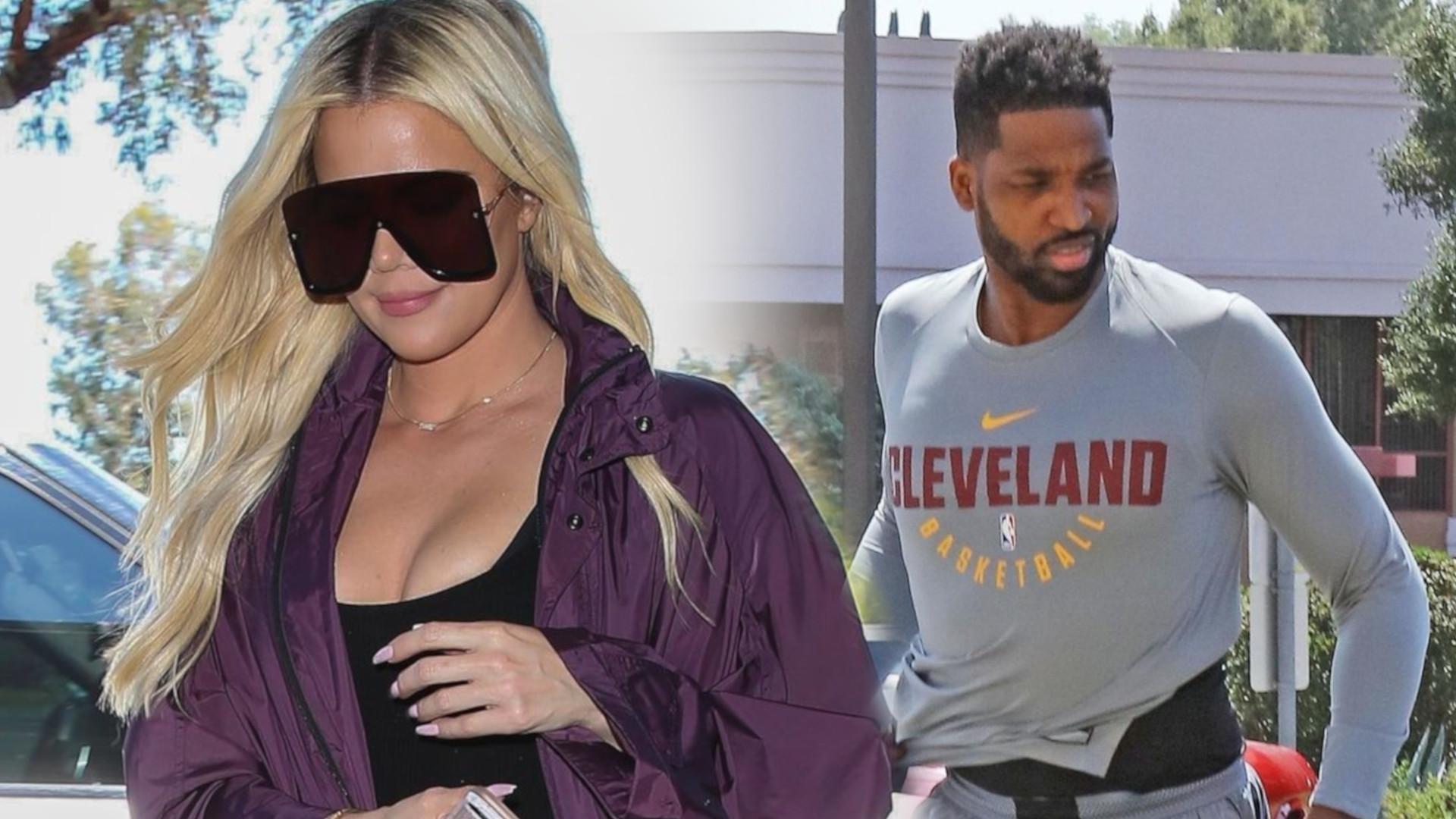 Tristan Thompson wcale NIE zdradził Khloe Kardashian? Zaskakujące doniesienia