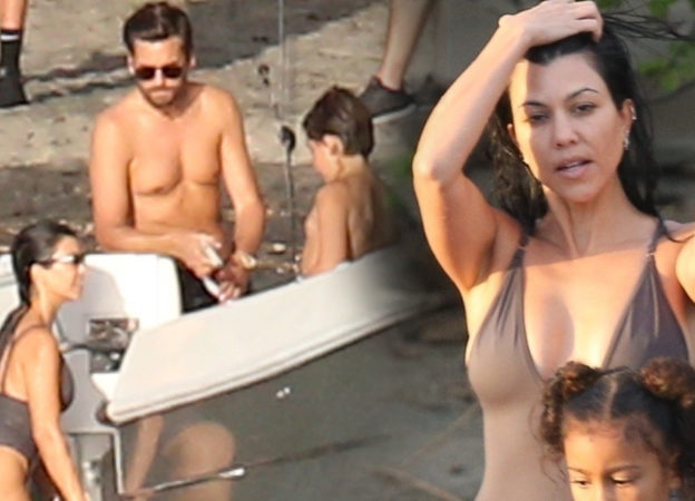 kourtney kardashian scott disick g