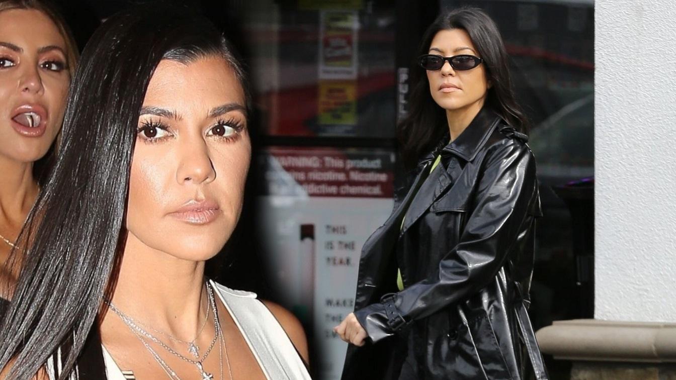 """Kourtney Kardashian opuści reality-show """"Z kamerą u Kardashianów""""?"""