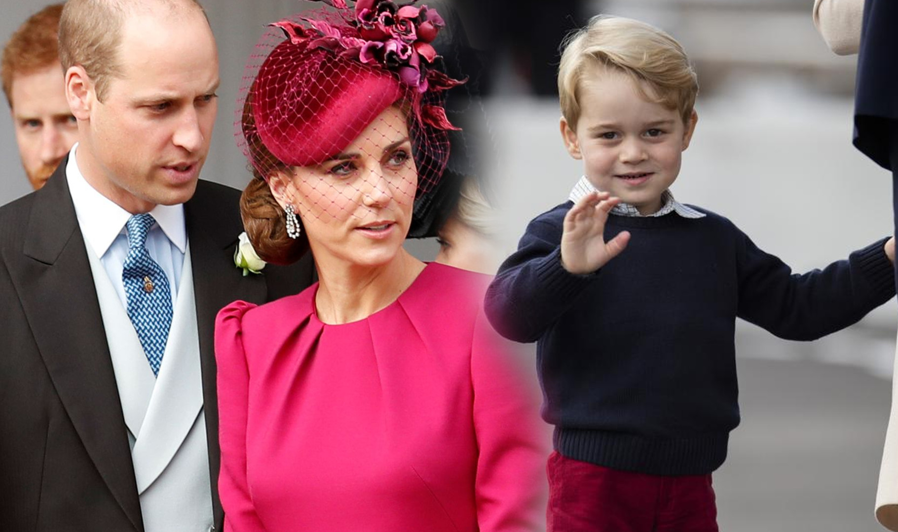 Księżna Kate musi wybierać pomiędzy mężem, a synem! Wszystko przez tę zasadę królewską