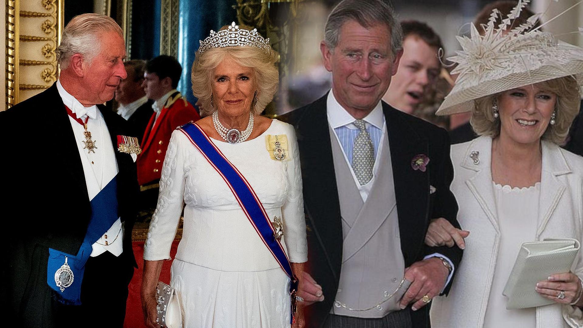 Wszyscy mówią o tym, co zrobiła księżna Camilla podczas wizyty Donalda Trumpa. To nagranie to HIT sieci