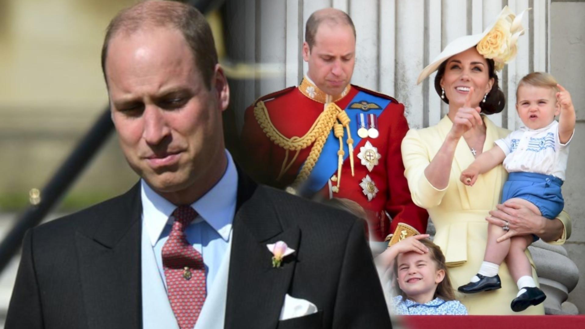 Zdjęcie księcia Williama zrobione z okazji Dnia Ojca OBURZYŁO internautów