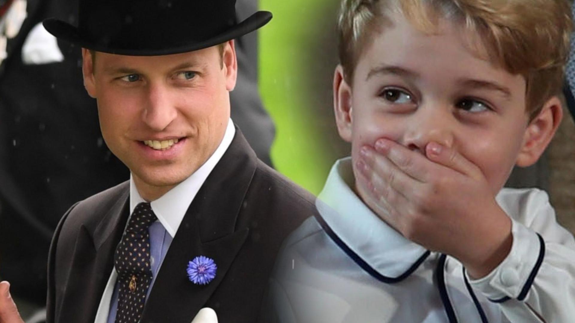 Nauczycielka księcia George'a bierze ślub z przyjacielem księcia Williama