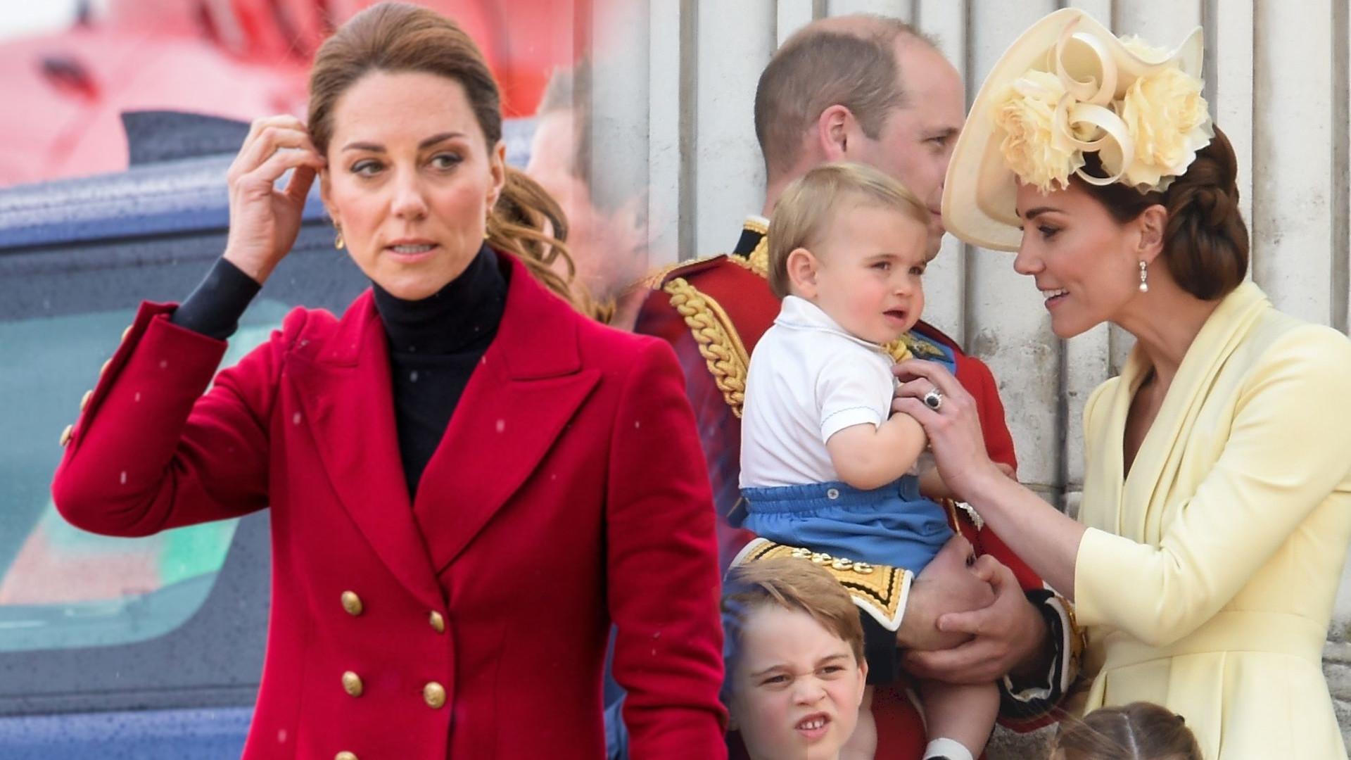 Choroba księżnej Kate ZRUJNOWAŁA tę królewską tradycję