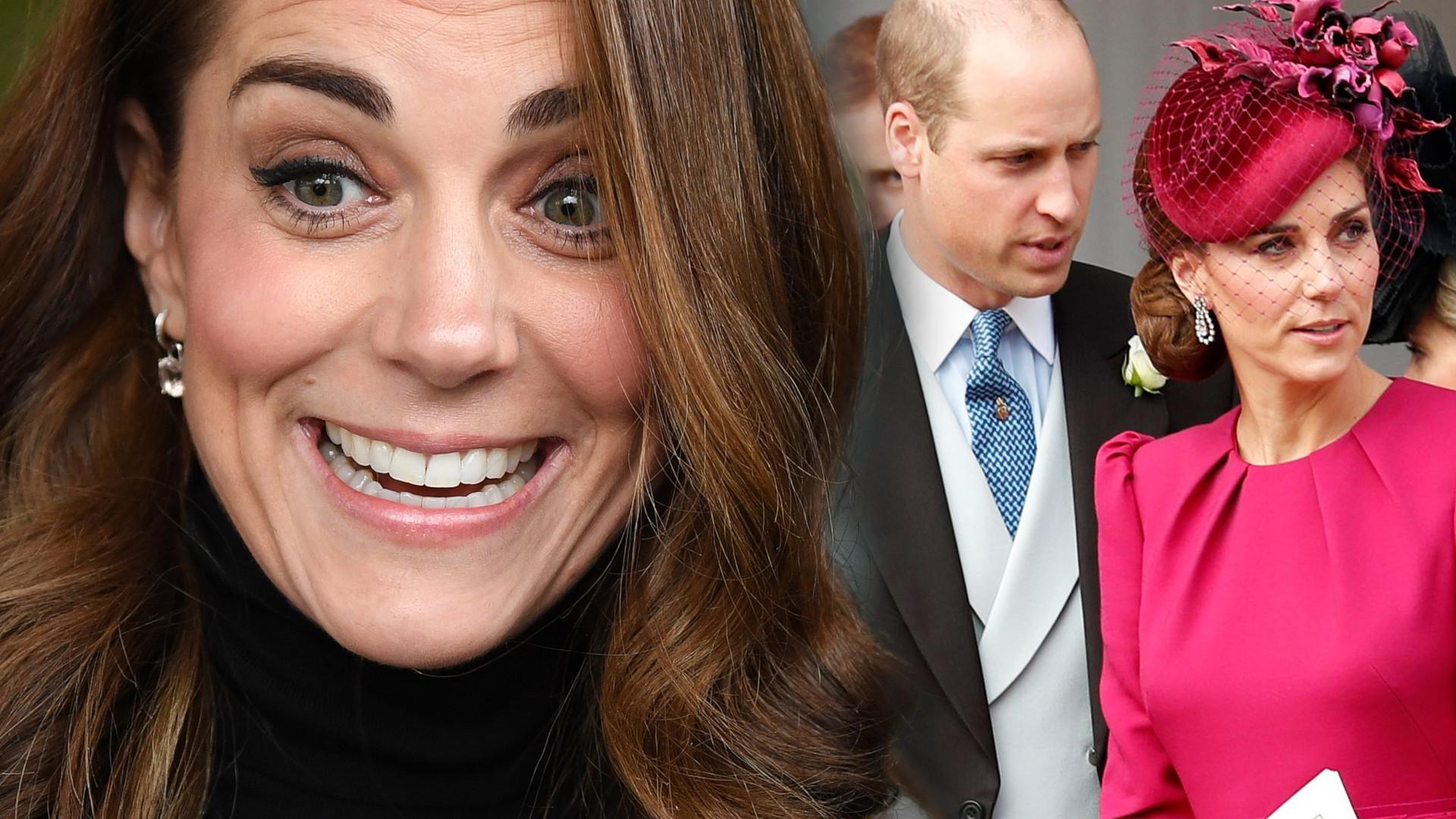 Księżna Kate wymierzyła KARĘ księciu Williamowi – zobaczcie, co wymyśliła