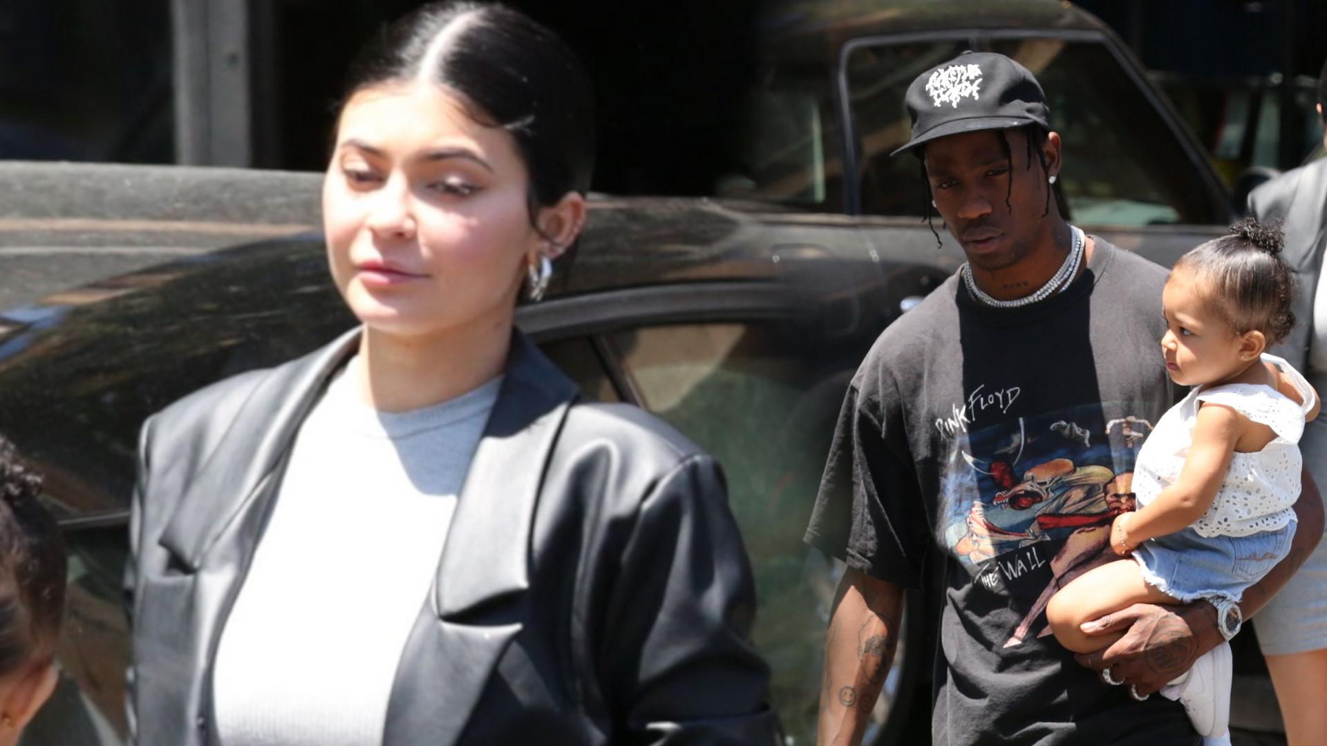 Kylie Jenner i Travis Scott mają kryzys? Kylie nie chce żadnego ślubu