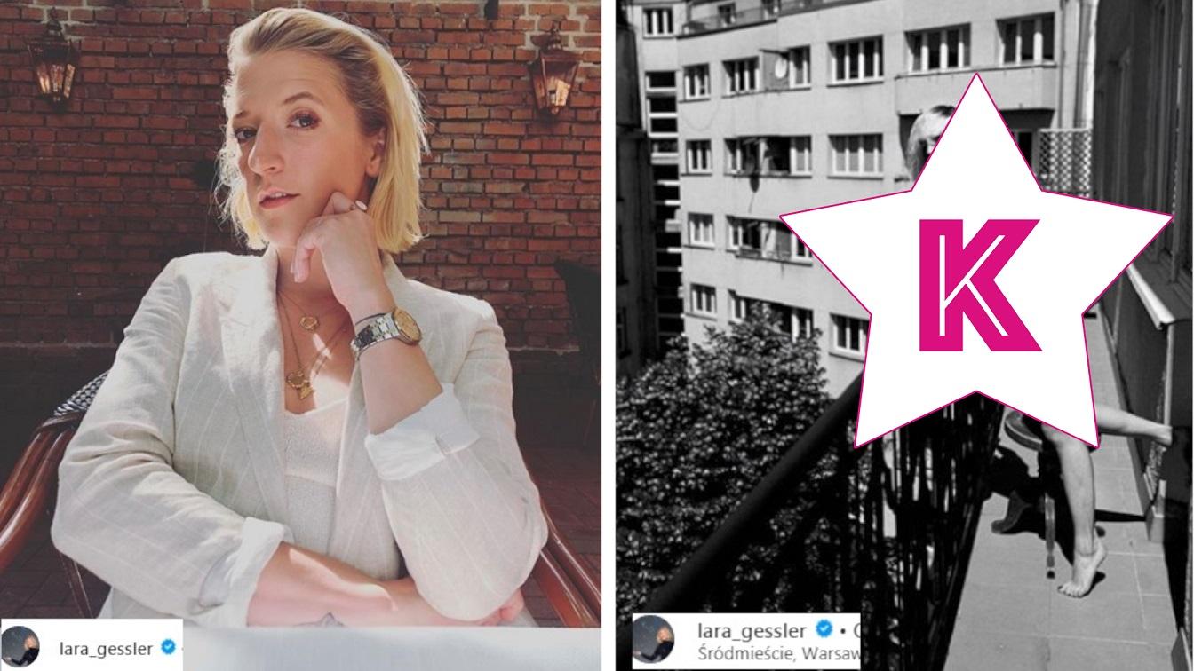 OMG! Lara Gessler kusi pośladkami na Instagramie – pierwsza taka sesja cukierniczki