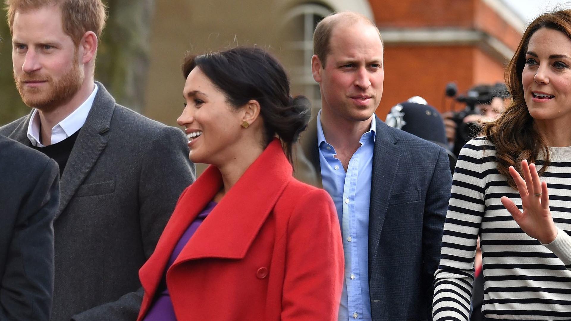 Księżna Meghan ma zamiar przenieść się do Stanów Zjednoczonych – wszystko przez Williama i Kate