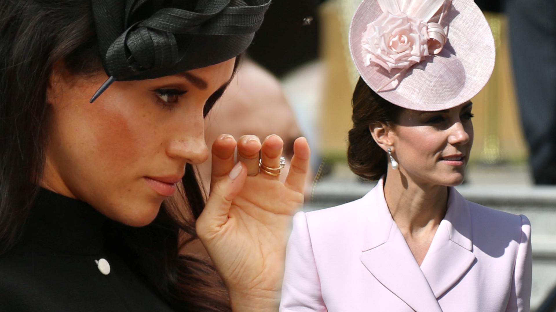 Kate Middleton chciała wziąć Archiego na ręce. Meghan? WPADŁA W SZAŁ